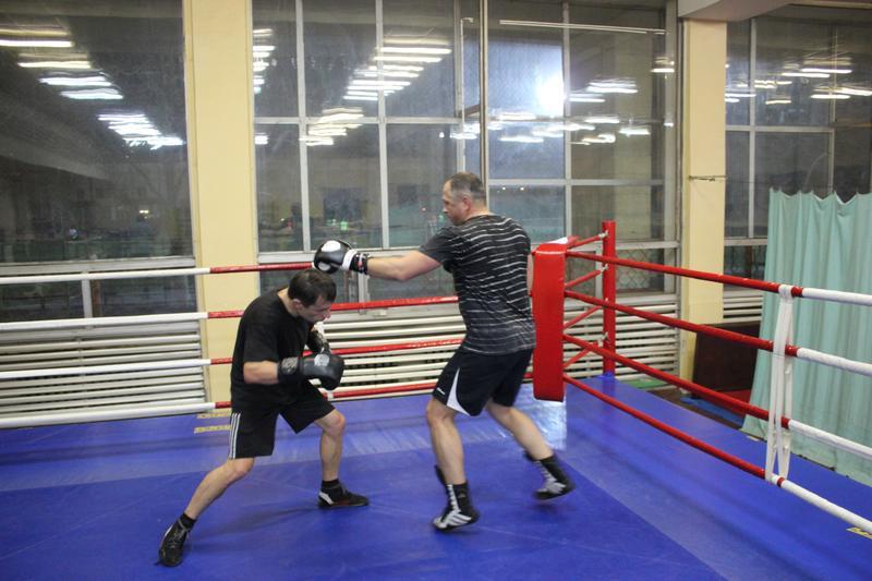 Уроки бокса. - Фото 2