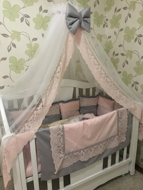 Детская кроватка Трия Камелот маятник + комплект.
