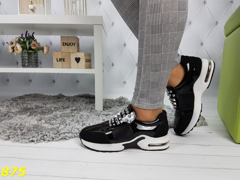 Кроссовки на платформе ✨польша - Фото 3