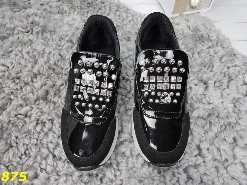 Кроссовки на платформе ✨польша - Фото 4