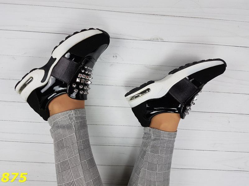 Кроссовки на платформе ✨польша - Фото 5