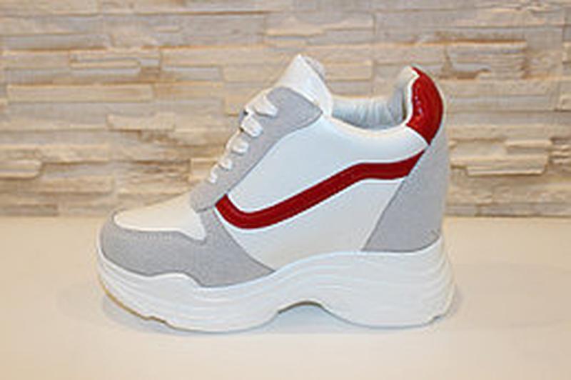 Кроссовки на платформе ✨польша - Фото 2