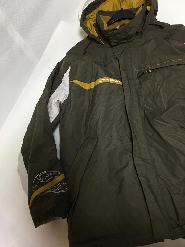 Лижная куртка мужская quechua - Фото 2