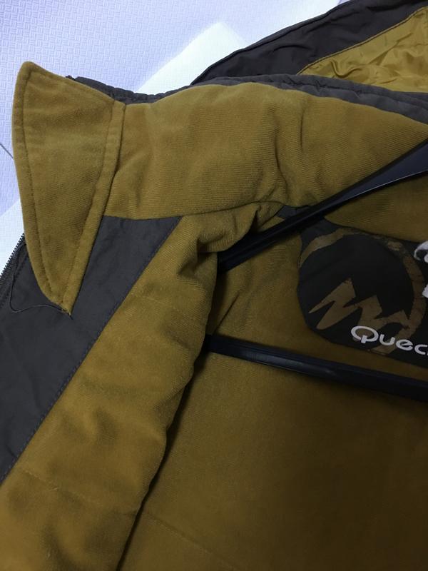Лижная куртка мужская quechua - Фото 3