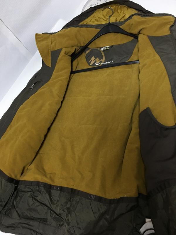 Лижная куртка мужская quechua - Фото 6