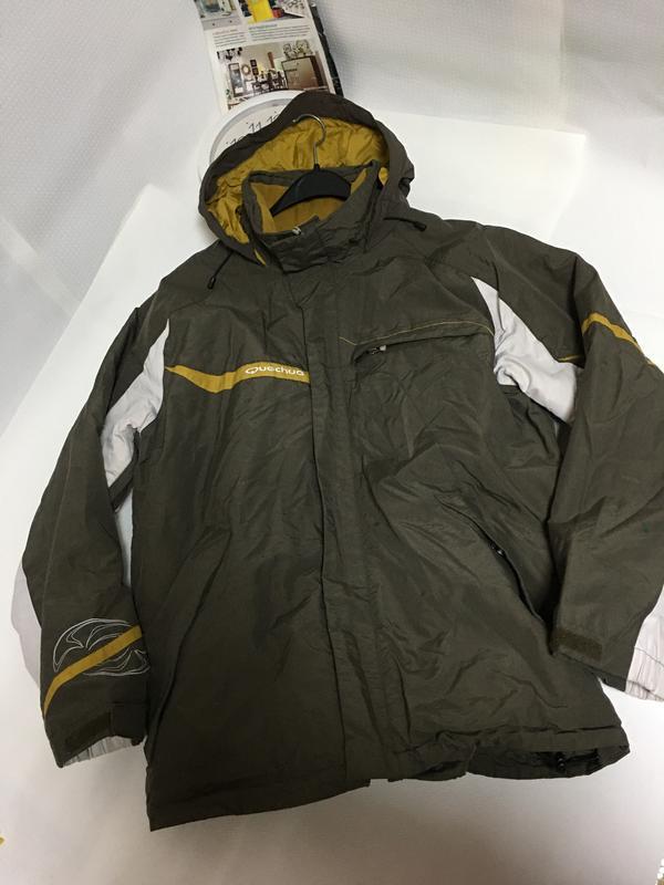 Лижная куртка мужская quechua - Фото 7