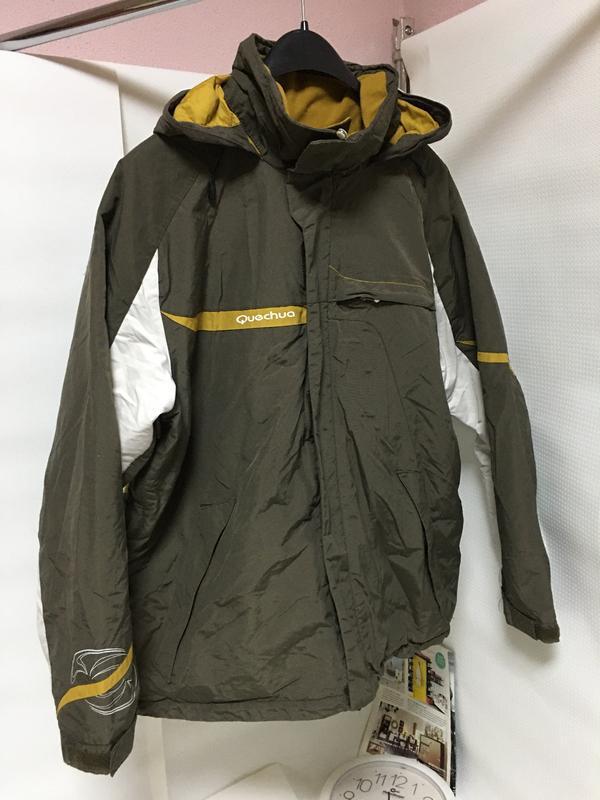 Лижная куртка мужская quechua - Фото 8