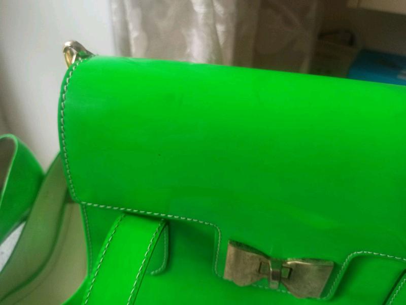 Fellini туфли - лодочки+сумочка - Фото 2