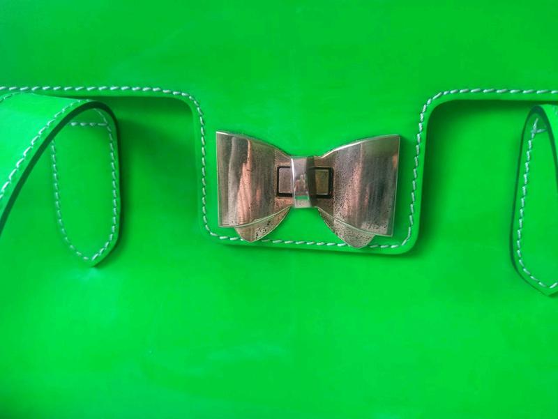 Fellini туфли - лодочки+сумочка - Фото 3
