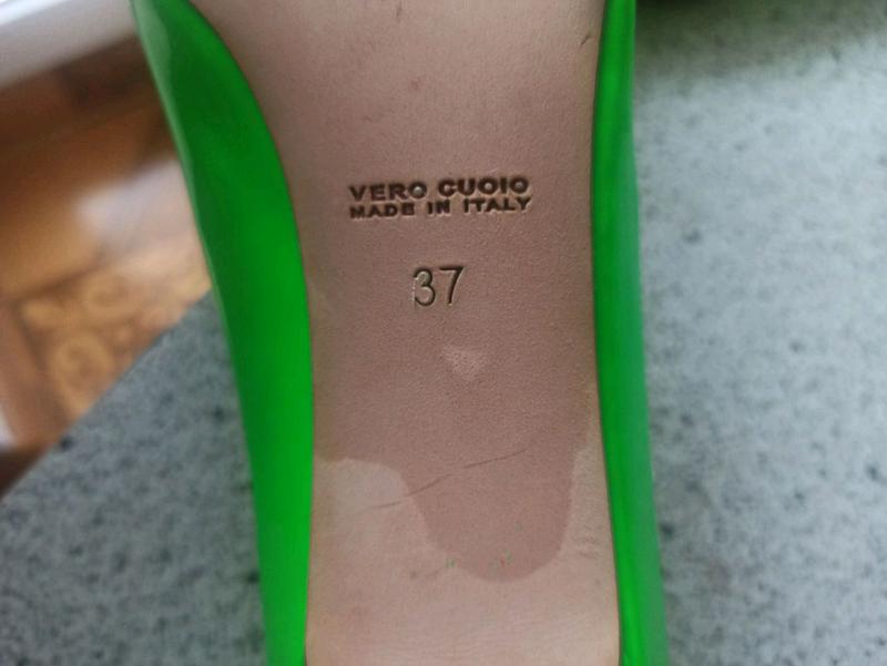 Fellini туфли - лодочки+сумочка - Фото 6