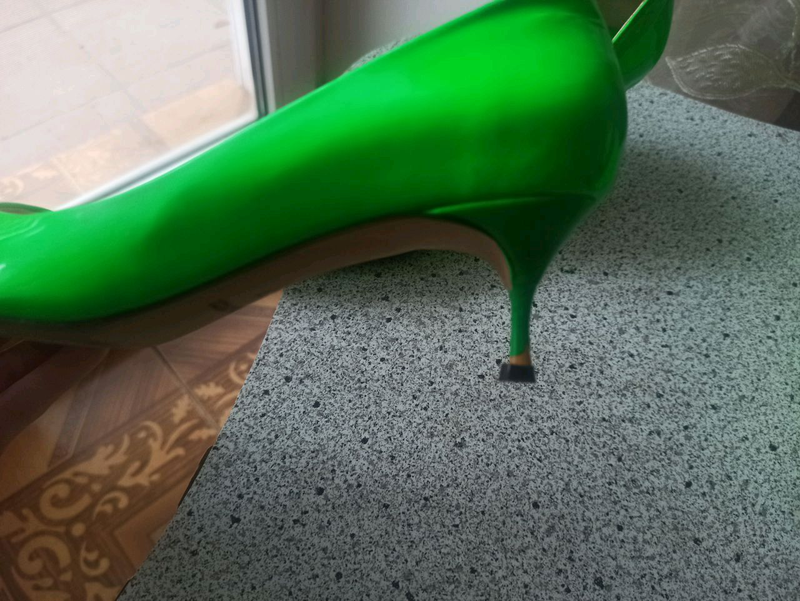 Fellini туфли - лодочки+сумочка - Фото 8