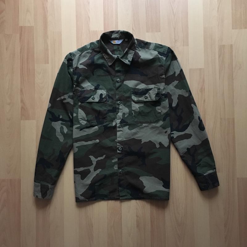 Чоловіча сорочка carhartt мужская рубашка