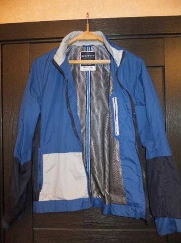 Курточка ветровка Reserved фирменная