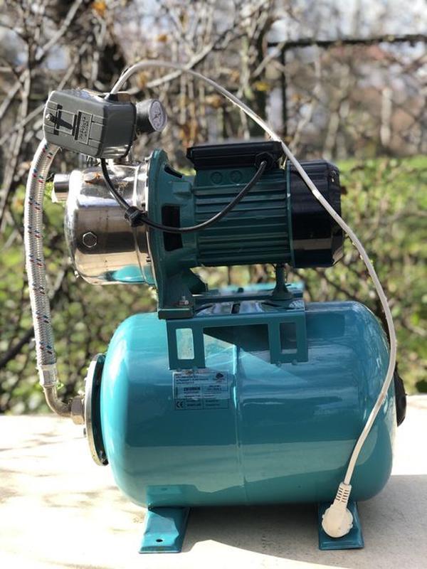 Насос насосна станція гідрофор насосная станция гидрофор