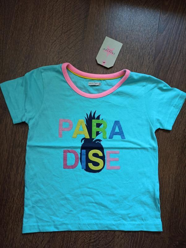 Sale футболка для девочки 4/5 лет