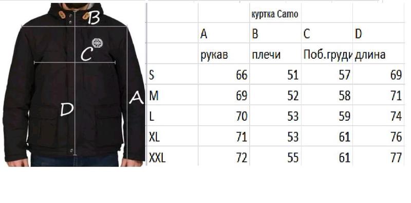 Куртка, мужская зимняя куртка - Фото 5