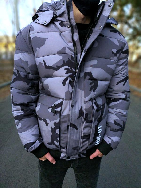 Куртка, мужская зимняя куртка