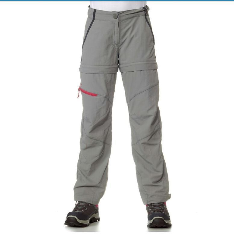 Модульные брюки для девочки quechua decathlon, рост 143-150