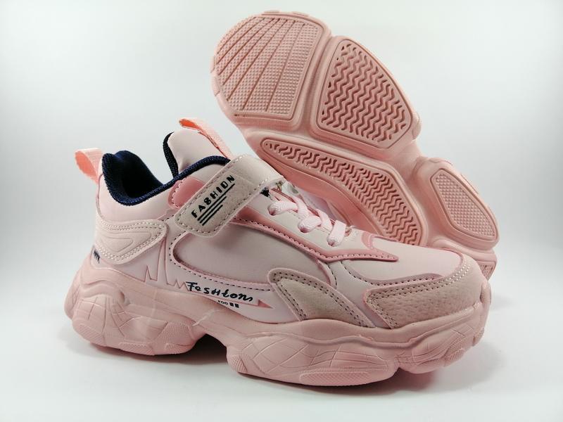 Кроссовки для девочек - Фото 5