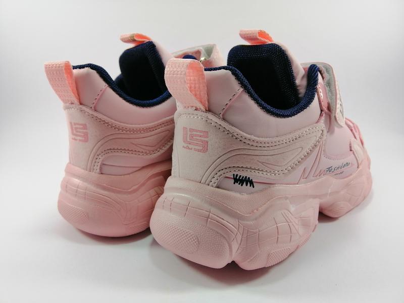 Кроссовки для девочек - Фото 6