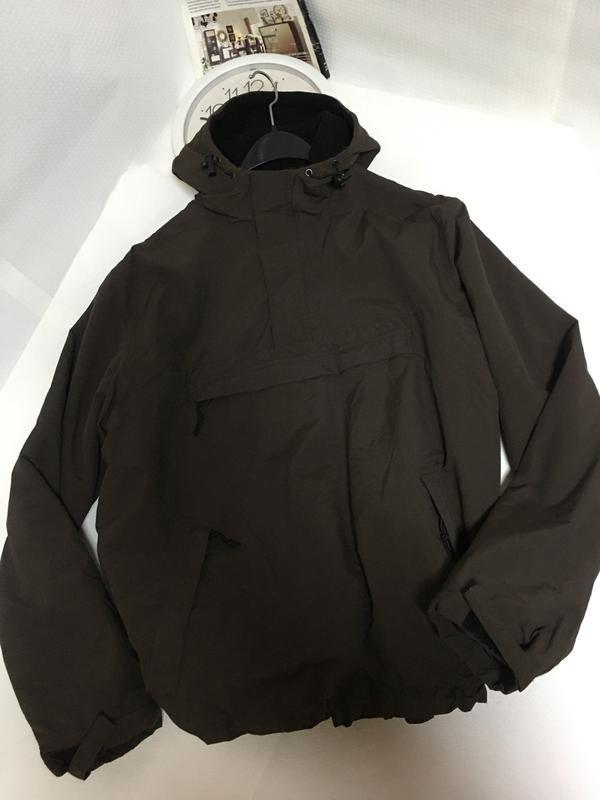 Анорак куртка чоловіча windbreaker - Фото 3