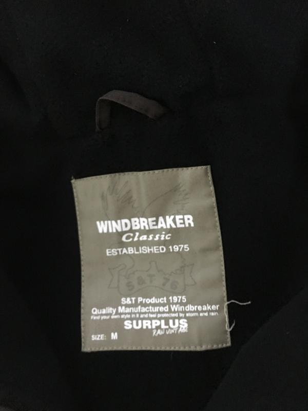 Анорак куртка чоловіча windbreaker - Фото 6