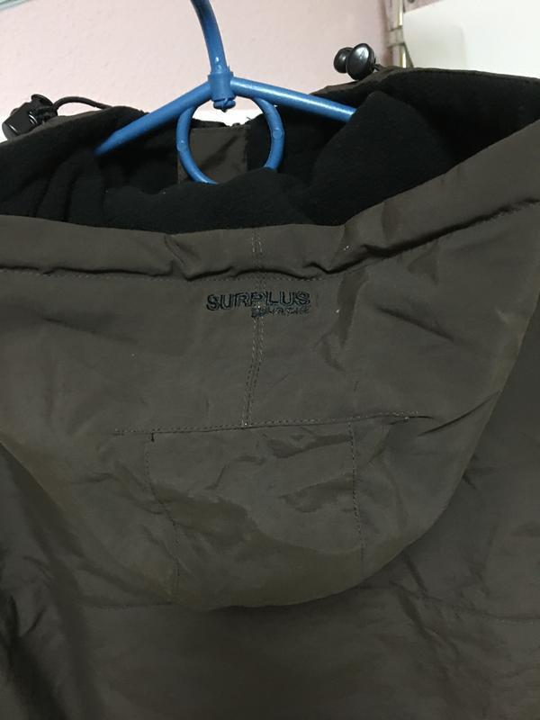 Анорак куртка чоловіча windbreaker - Фото 9