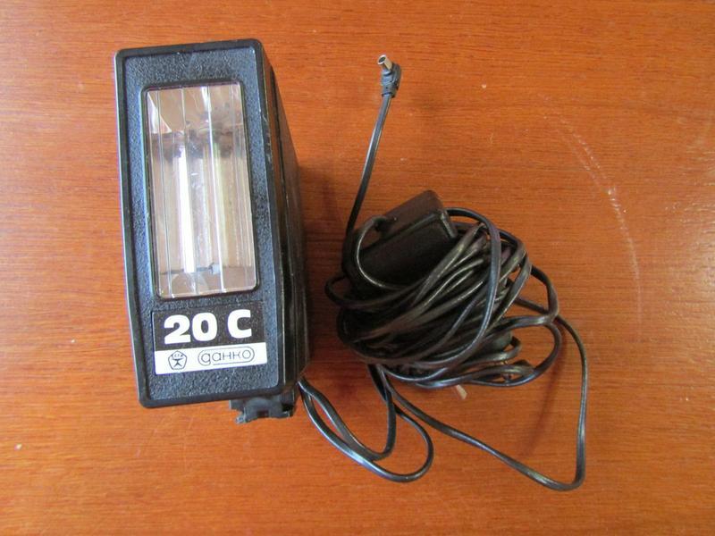 Фотовспышка Электроника В5-21(раритет)