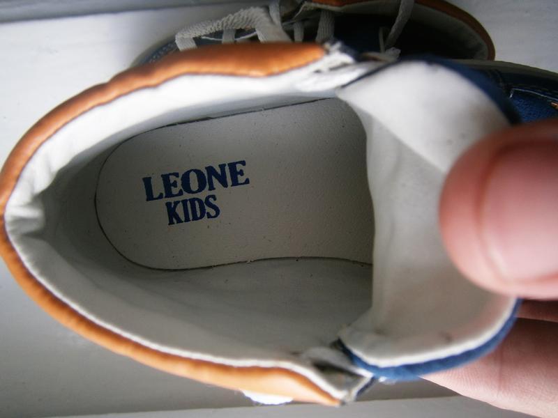 Кросівки leone kids оригінал - Фото 4