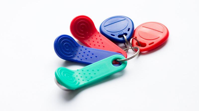 Изготовление ключей для домофоннов