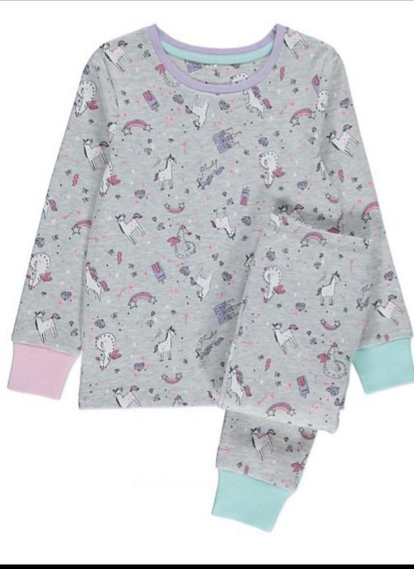 Детская пижама на девочку george