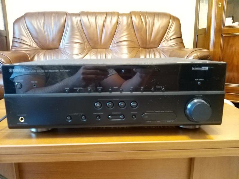 AV-ресивер класса Hi-Fi Yamaha RX-V667