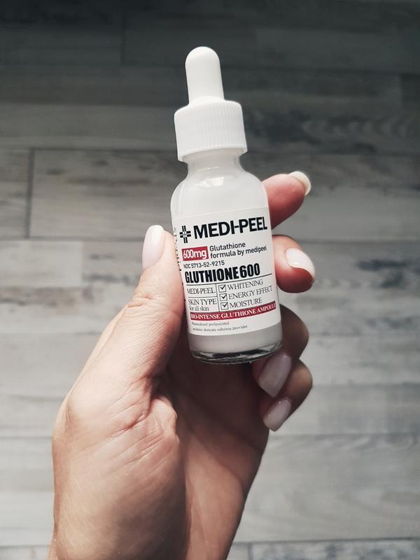 Сыворотка с глутатионом medi-peel bio-intense gluthione 600 wh...