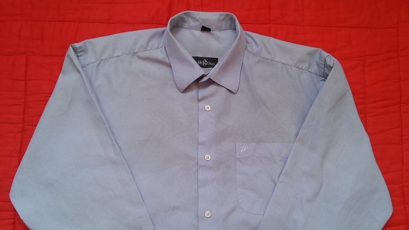 Рубашка мужская, р. xl, ворот 41