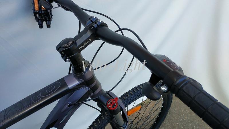 Горный велосипед Найнер Camaro 29 колёса - Фото 8