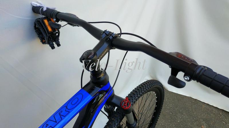 Горный велосипед Найнер Camaro 29 колёса - Фото 14