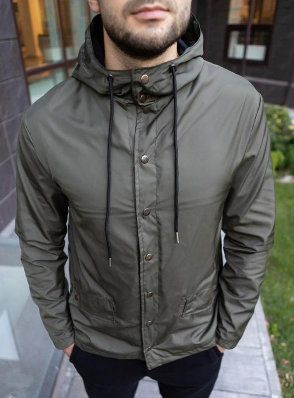 Мужская осенняя куртка - Фото 3