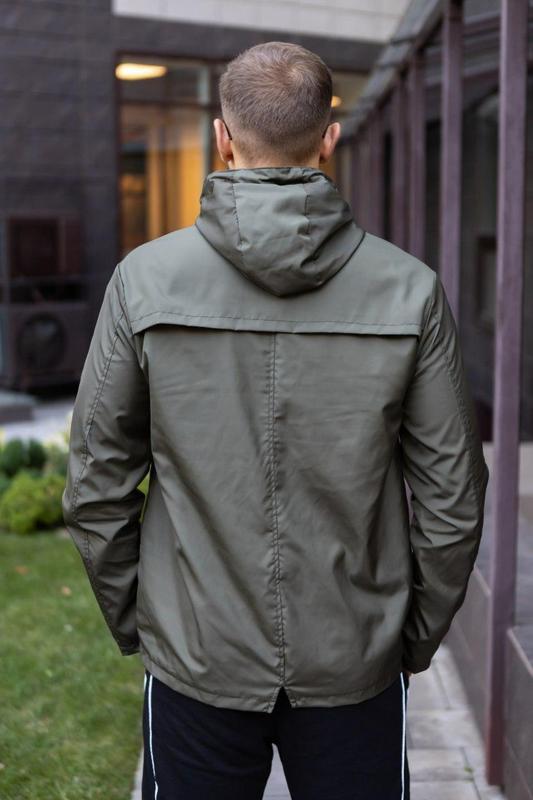 Мужская осенняя куртка - Фото 7