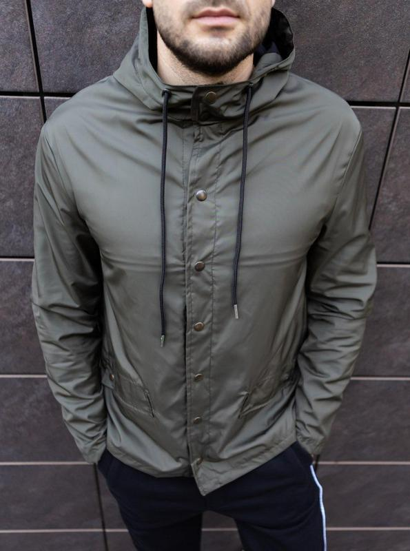 Мужская осенняя куртка - Фото 8