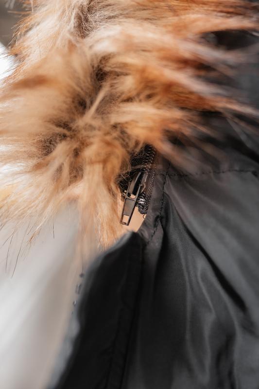 Зимняя теплая мужская куртка арктика - Фото 6