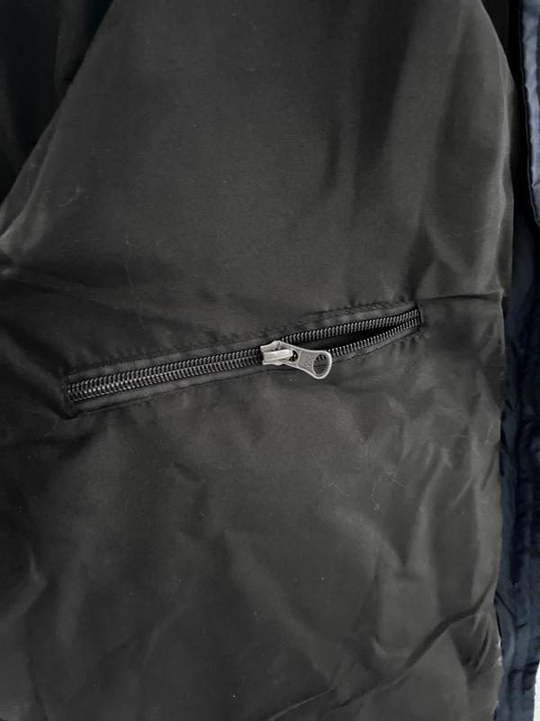 Мужская зимняя куртка пуховик the north face 700 - Фото 5