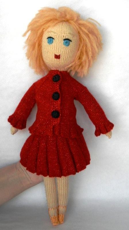 Кукла с гардеробом - Фото 6