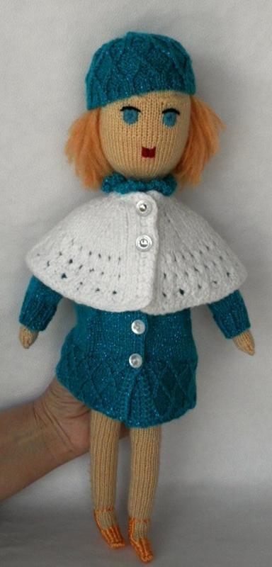 Кукла с гардеробом - Фото 4