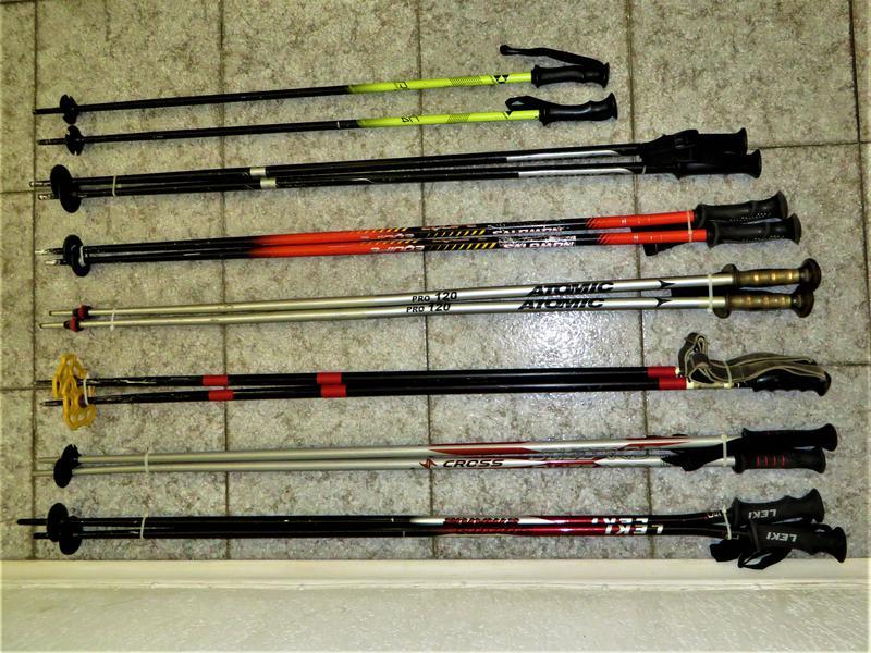 Палки для лыж.