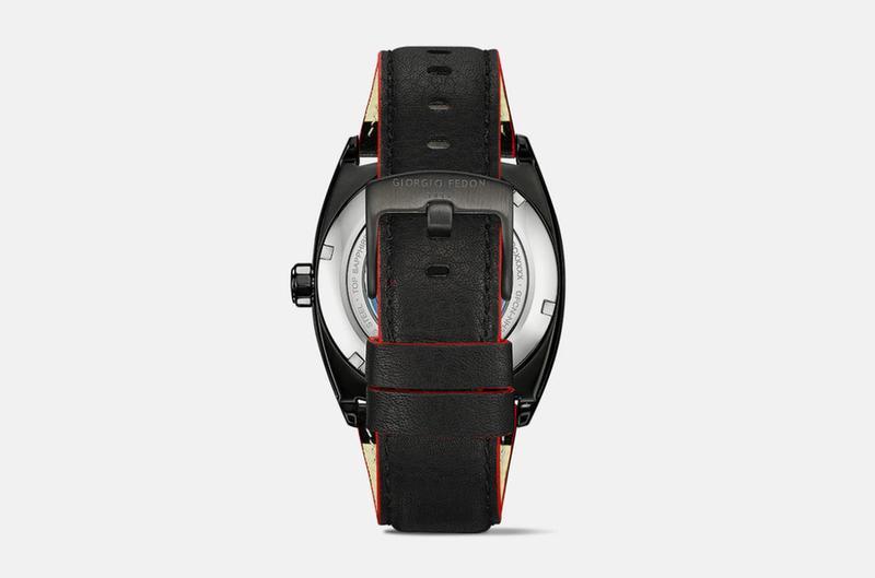 Мужские механические часы Giorgio Fedon Legend - Фото 4