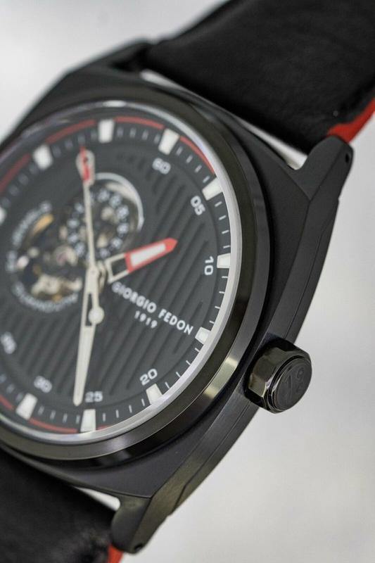 Мужские механические часы Giorgio Fedon Legend - Фото 2