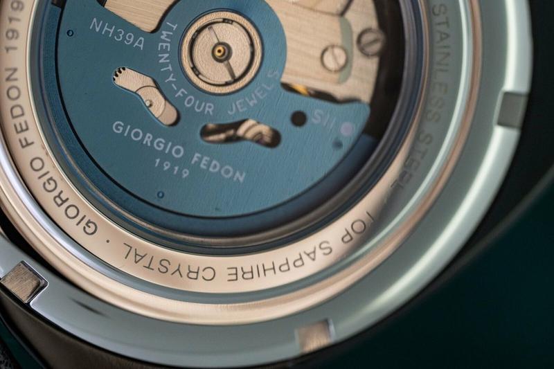 Мужские механические часы Giorgio Fedon Legend - Фото 7