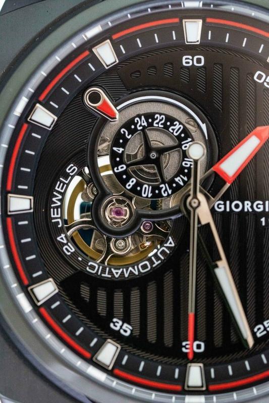 Мужские механические часы Giorgio Fedon Legend - Фото 3