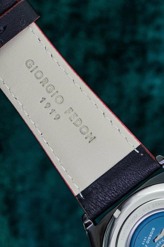 Мужские механические часы Giorgio Fedon Legend - Фото 9
