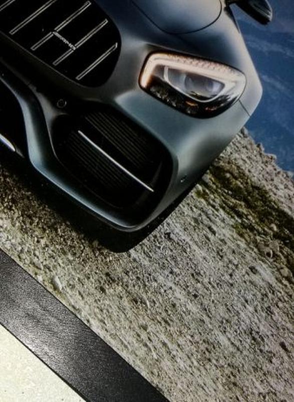 Картина Mercedes AMG GT подарок мужчине папе на День Рождения - Фото 5